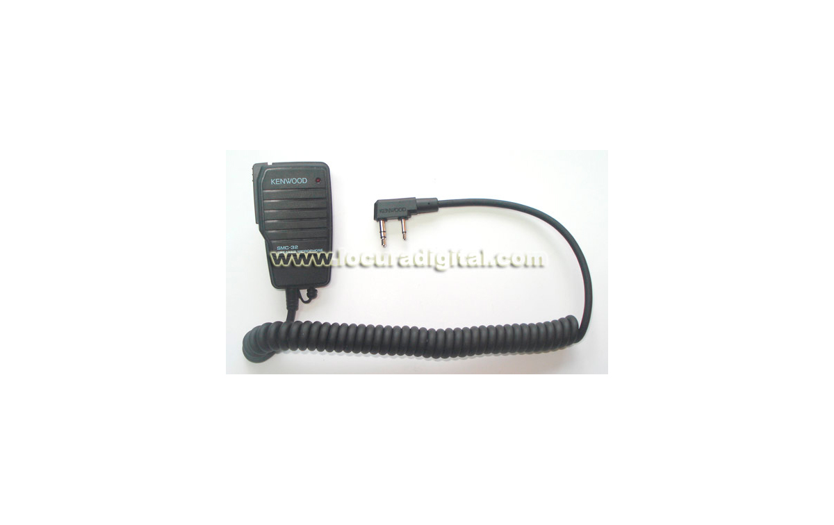 SMC-32 Micrófono Altavoz KENWOOD