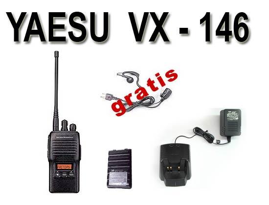 YAESU VX 146