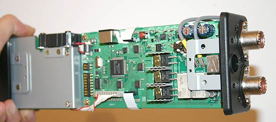 YAESU FC-30 Antenna Tuner