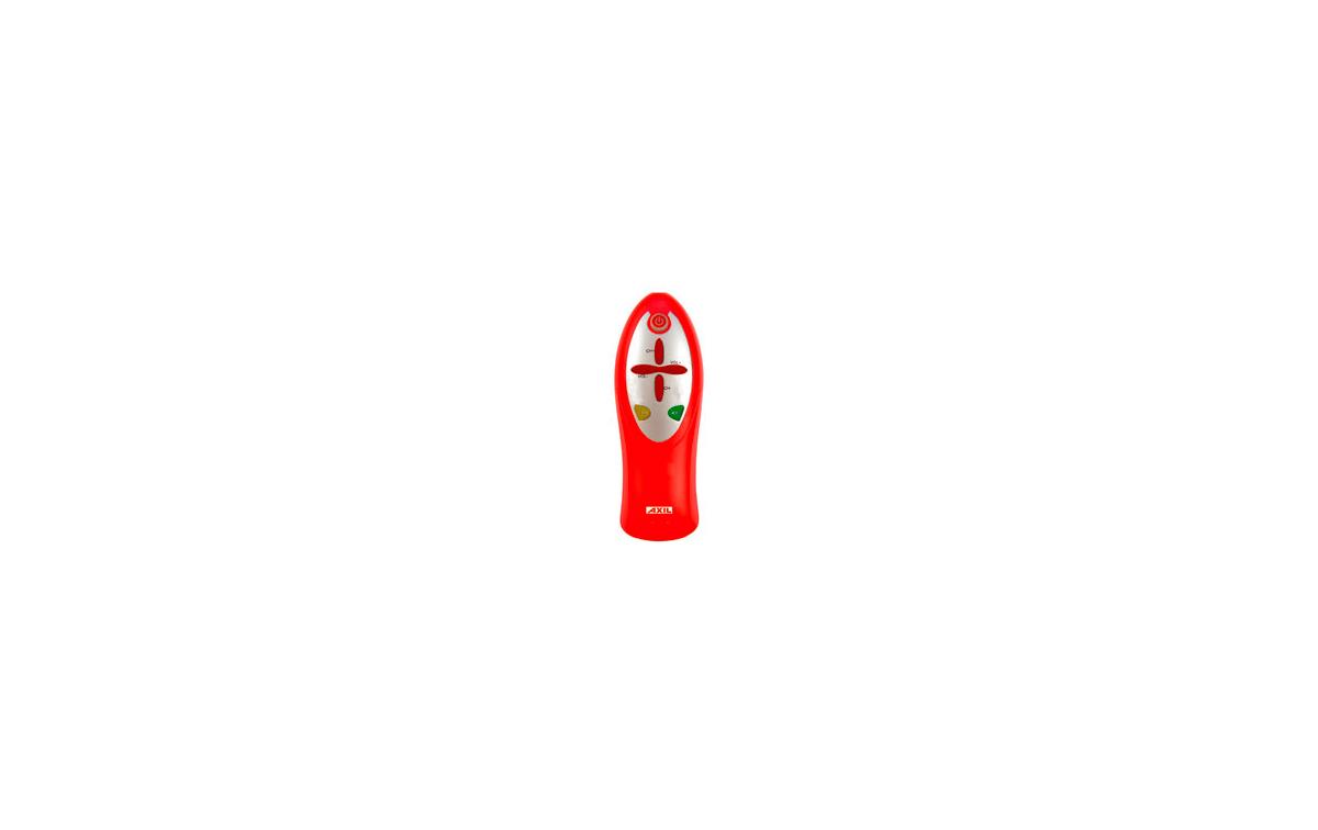MD 0269 E Mando a distancia UNIVERSAL para TV color Rojo