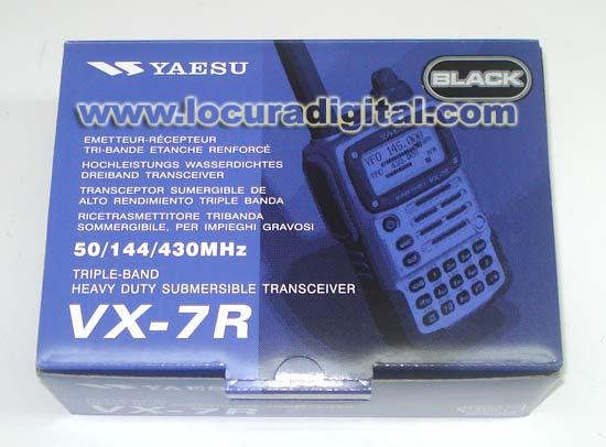 YAESU VX 7 R