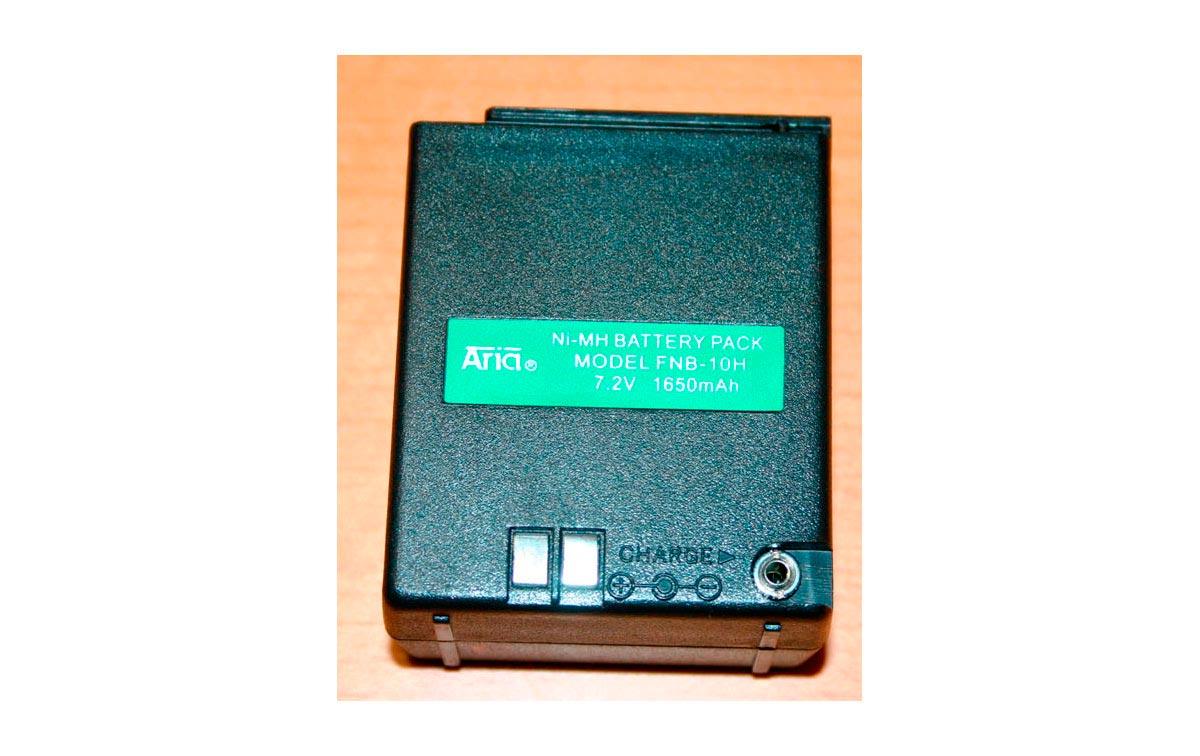 FNB 10 H EQ. Bateria equivalente YAESU FNB 10H