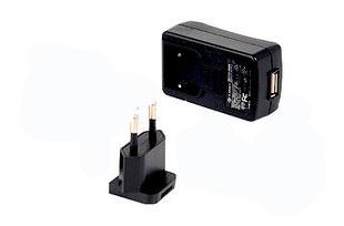 FR08 Peltor Cargador a red para batería USB 5V