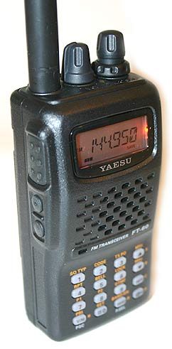 YAESU FT 60R