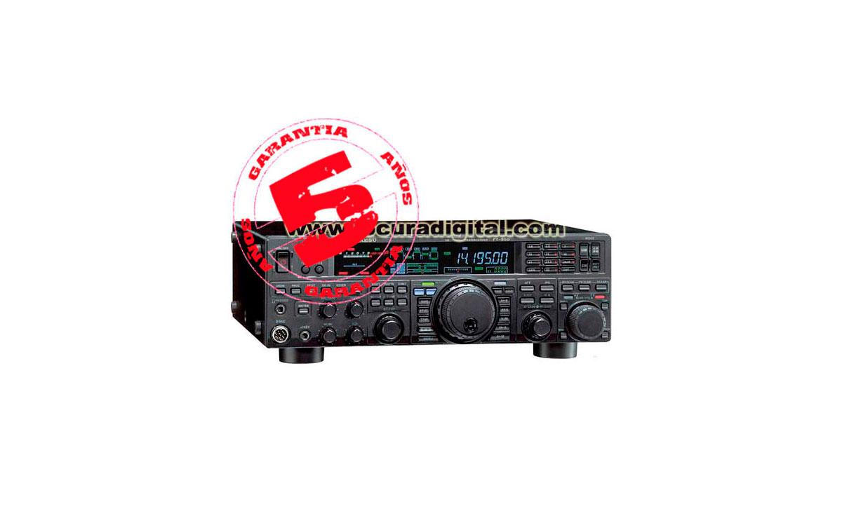 FT-950 Emisora Yaesu HF -- NOVEDAD  RX : 30 kHz - 56 MHz TX: 160 - 6 m   --------- DESCATALOGADO POR