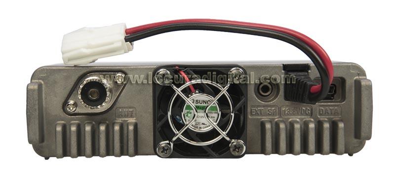 FTM3200E YAESU Equipo movil Amateur 144-146 Mhz. 65 watios. Analógico y Digital C4FM