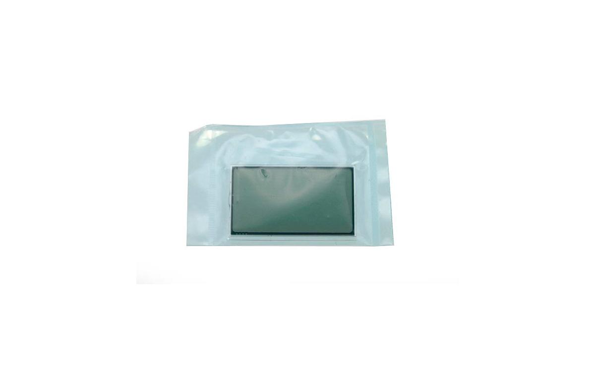 RECYXYG6090181 YAESU repuesto ventana de plastico transparente cubre display walkie VX-3
