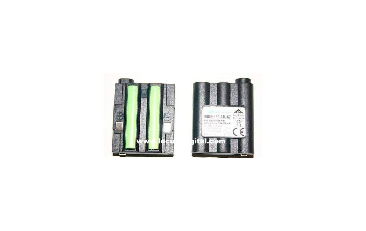 baterías para el g7