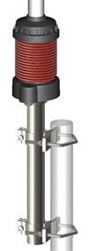 GAINMASTER SIRIO Gain-Master antena fibra vidrio 25,5-30 Mhz.736 cms.