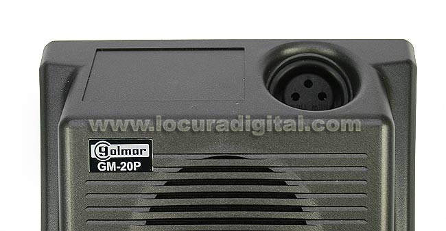 Janela gm20p Intercom