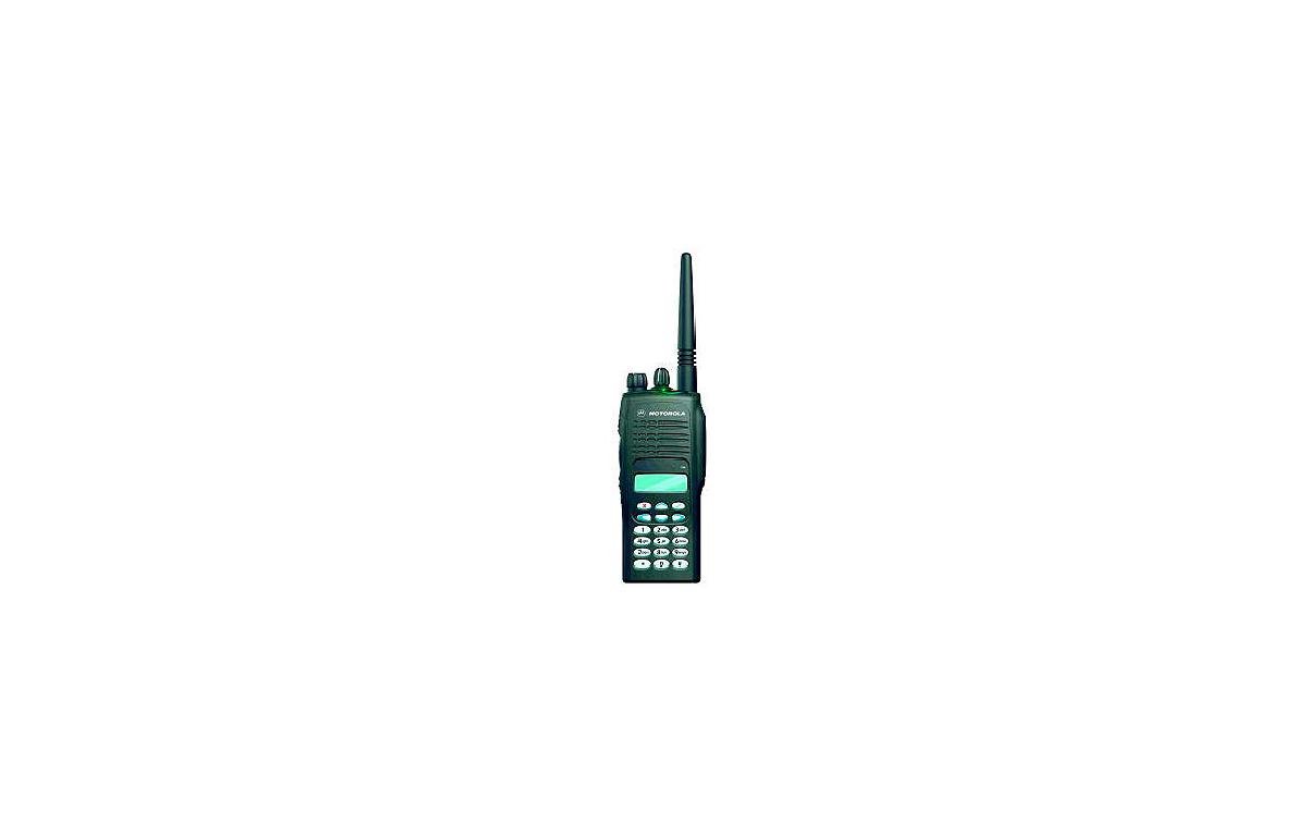 MOTOROLA GP380 WALKIE PROFESIONAL VHF 136-174 MHz