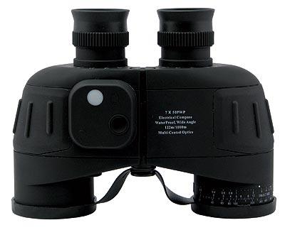 HB-750CW HOXIN Binocular marino con brujula 7x50