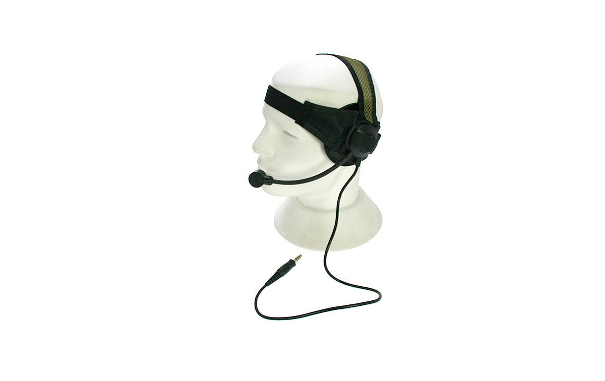 NAUZER HEL 575 Micro Auricular especial para AIRSOFT