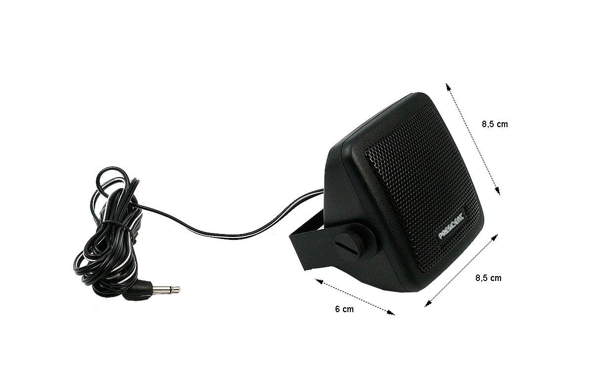 PRESIDENT HP-1 Altavoz externo 5 watios inclinado con soporte