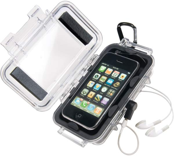 iPhone Proteja i1015-015-100E, o iPod touch, Blackberry, T-Mobile G1, Nokia 5800/E63/E71/E75/N79/N78 transparente.