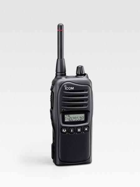 Transceptor portátil PMR 446, 16ch digitales   8ch analógicos