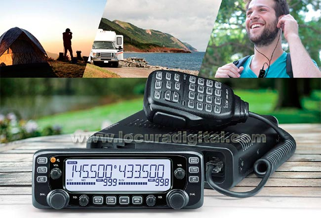 ICOM IC-2730E Transceiver