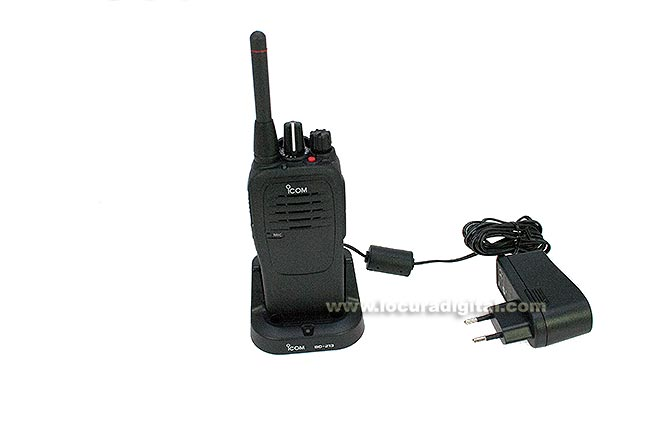 IC-F29SR PORTATIL ICOM PMR 446 IP67 (ESTANCO) sin licencia