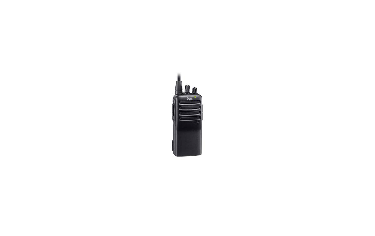 ICF25SR23 ICOM Walkie PMR446 uso libre. Walkie + bat. BP230 + BC171