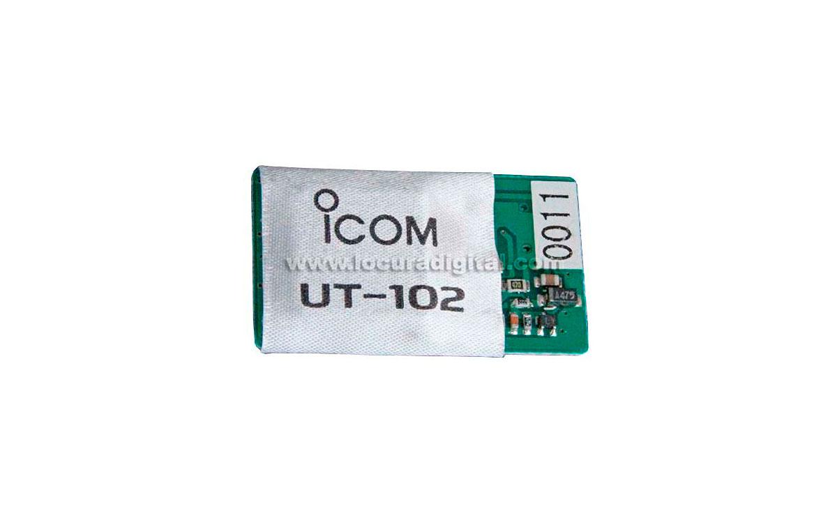 UT-102 Sintetizador de voz