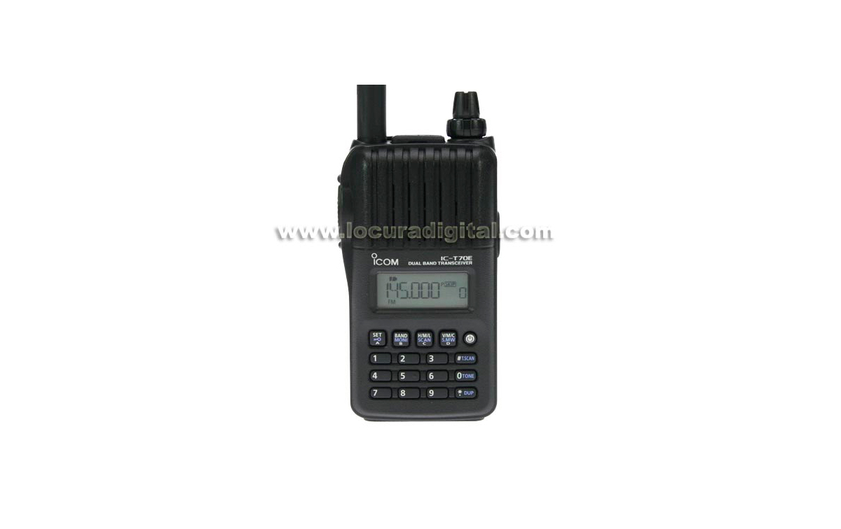 Icom IC-T70E