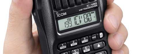 ICOM IC-V80E Transceiver