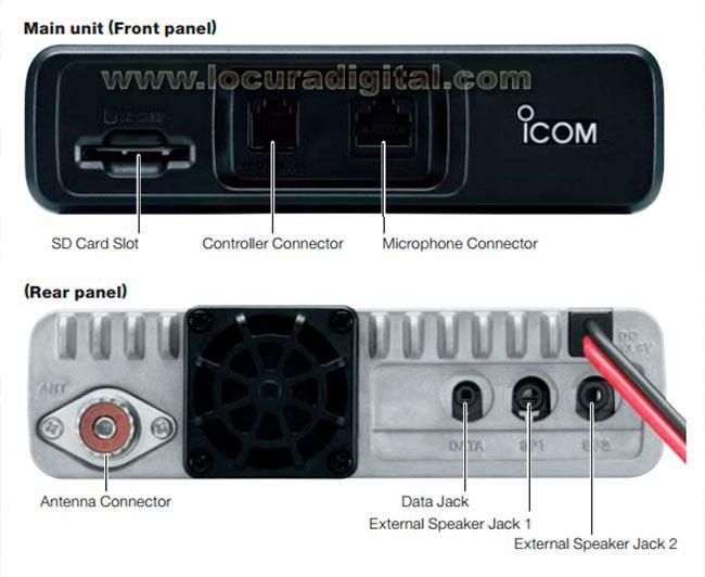 Icom ID-5100E Transceiver Driver