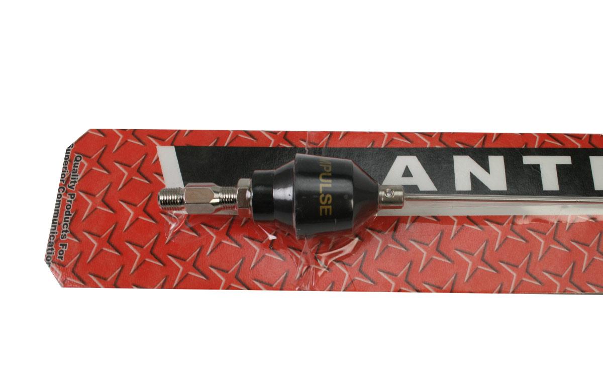 PROCOMM IMP-1800 Antena rosca 3/8 vehiculo radiante CB27 Longitud 60cm