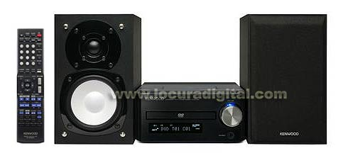 KENWOOD K-821DV DVD compact avec syst? de connexion USB iPod i