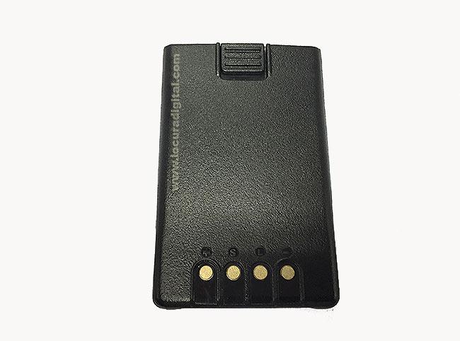 KB19 POLMAR KB-19 batería POLMAR RX-1300 y TTI-1300. LITIO 3,7vol. 3,7 Amp.