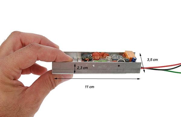 KB40 ZETAGI amplificador para interior de emisora