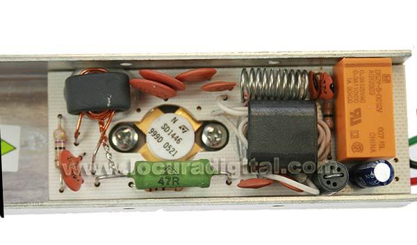 KB40 ZETAGI amplificador Estação Indoor