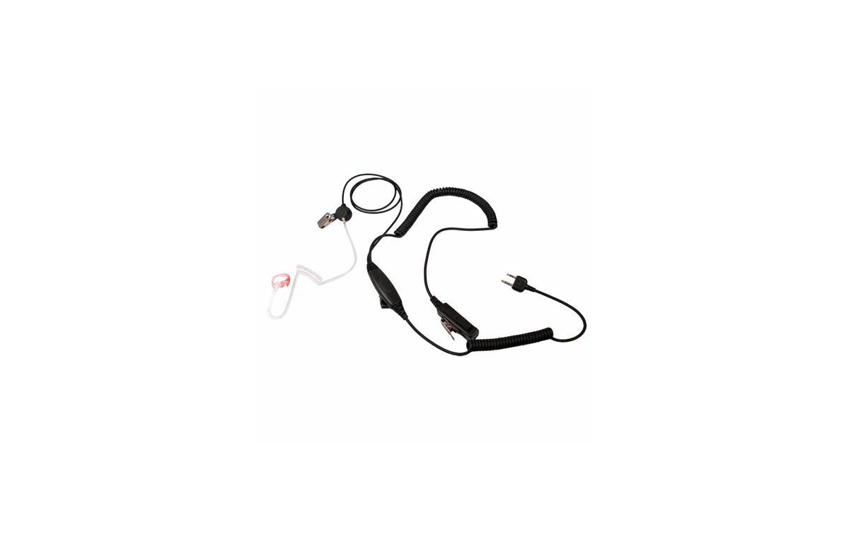 KEP-36-S. Micro-Auricular profesional TUBULAR