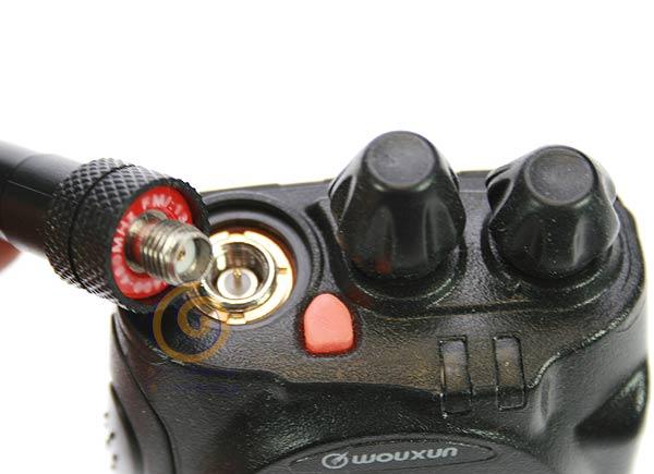 kguvantena wouxun antena vhf144 /430 uhf sma hembra para walkies bibanda.