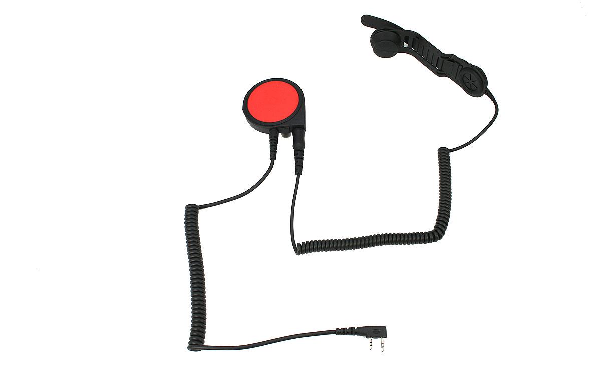 NAUZER KIM158K Sistema de comunicación craneal especial cascos