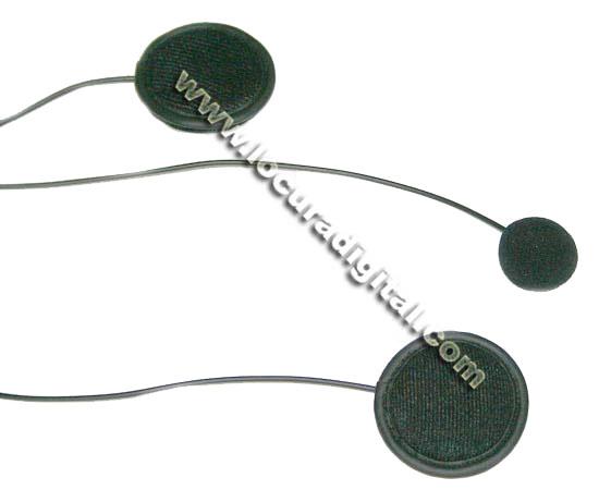 SP2 KIM-55-Nauze. Microfone Kit para uso com o capacete. Sepura para walkies