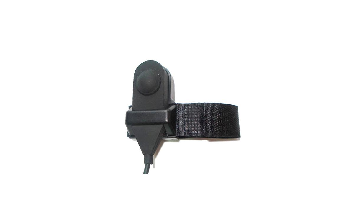 NAUZER KIM-55-N1. Kit Micrófono con auriculares para uso con casco integral. Para walkies TETRA