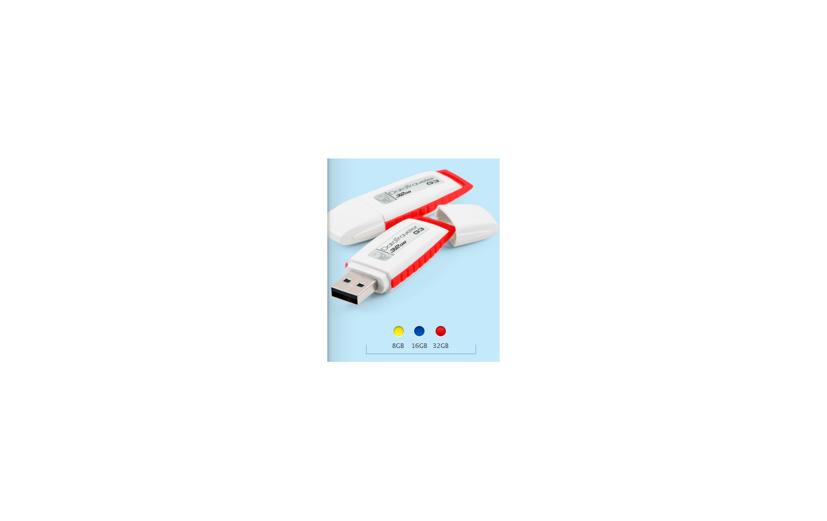 DTI32GB KINGSTON Pendrive de 32 Gb de memoria USB 3.0