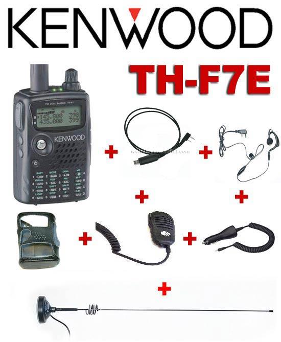 KENWOOD TH F7 E