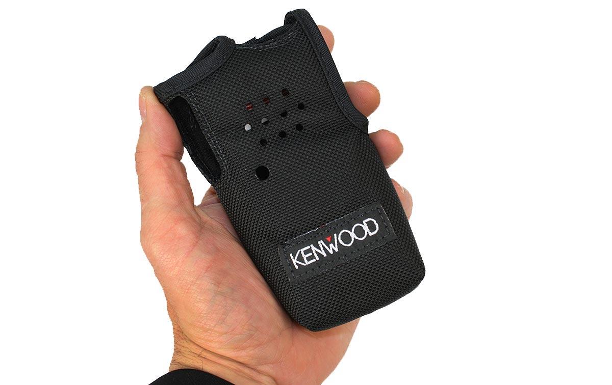 KLH-197NCD Funda Nylon Clip Original KENWOOD TK3501E, TK2000, TK3000