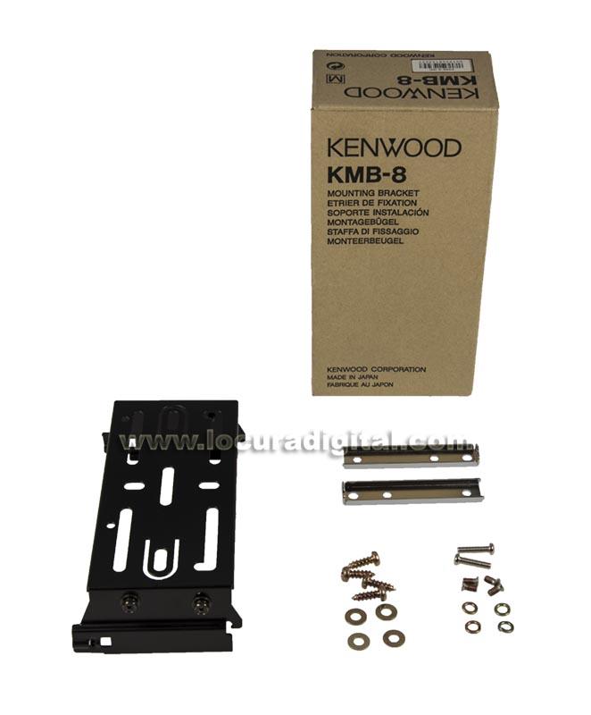 KMB8 KENWOOD SOPORTE EMISORA TK-709/60/70/80/715/815