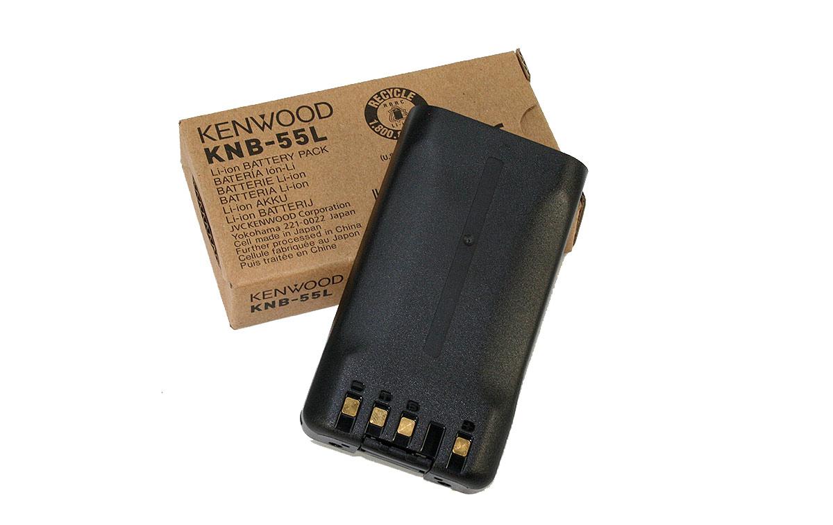 KNB-55L KENWOOD batería LITIO 1.480 mAh .Para los Kenwood TK-2140, TK-3140, TK-2170, TK-3170, TK-2160, TK-3160, TK-2360 ... etc..