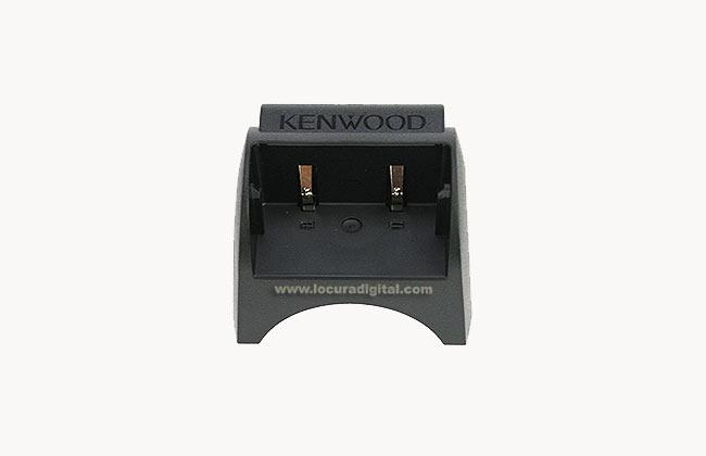 KSC44CR KENWOOD Cargador Rápido original de PKT-23. Para bateria KNB-71L