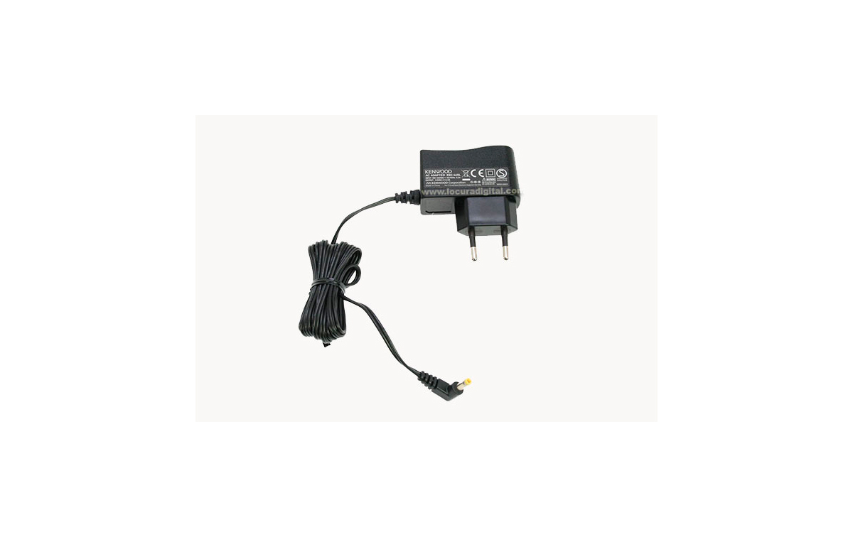KSC44SL KENWOOD Adaptador Cargador de PKT-23. Para KSC-44CR