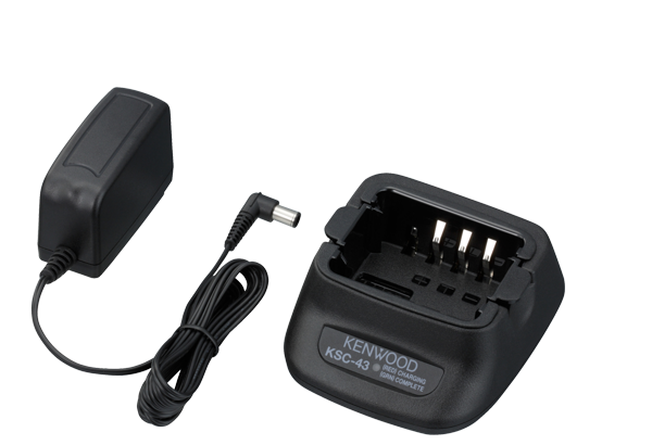 ksc43. cargador rápido para baterías de ni mh y li ion, el ksc 43e es el sustituto del ksc 31. compatible con las baterías: knb 53, knb 29, knb 45, knb 63, knb 65 y walkies tk 2201, tk 2202, tk 2203, tk 2310, tk 2311, tk 3301, tk 220x, tk 230x, tk 231x, tk 2000, tk 3000, th k20, th k40, tk 3201