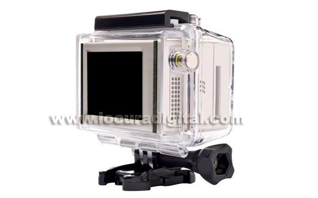 GoPro LCD BAC PAC- Pantalla Trasera.