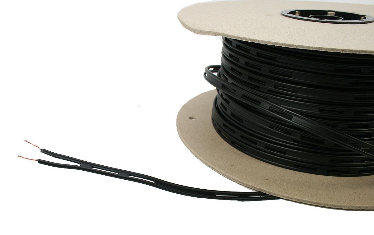 LINE300 Cable de linea Paralela de 300 ohmios de alta calidad, Precio es de un 1 Metro.