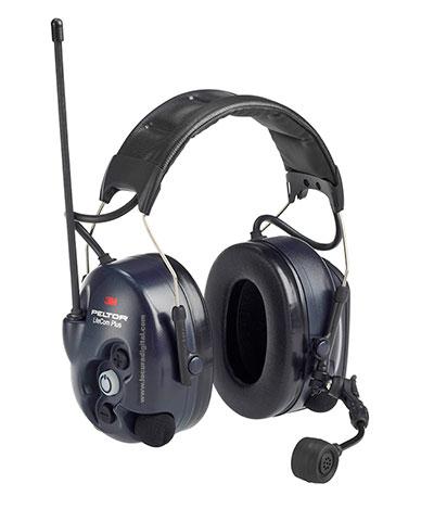 radio de comunicación a 2 bandas integrado