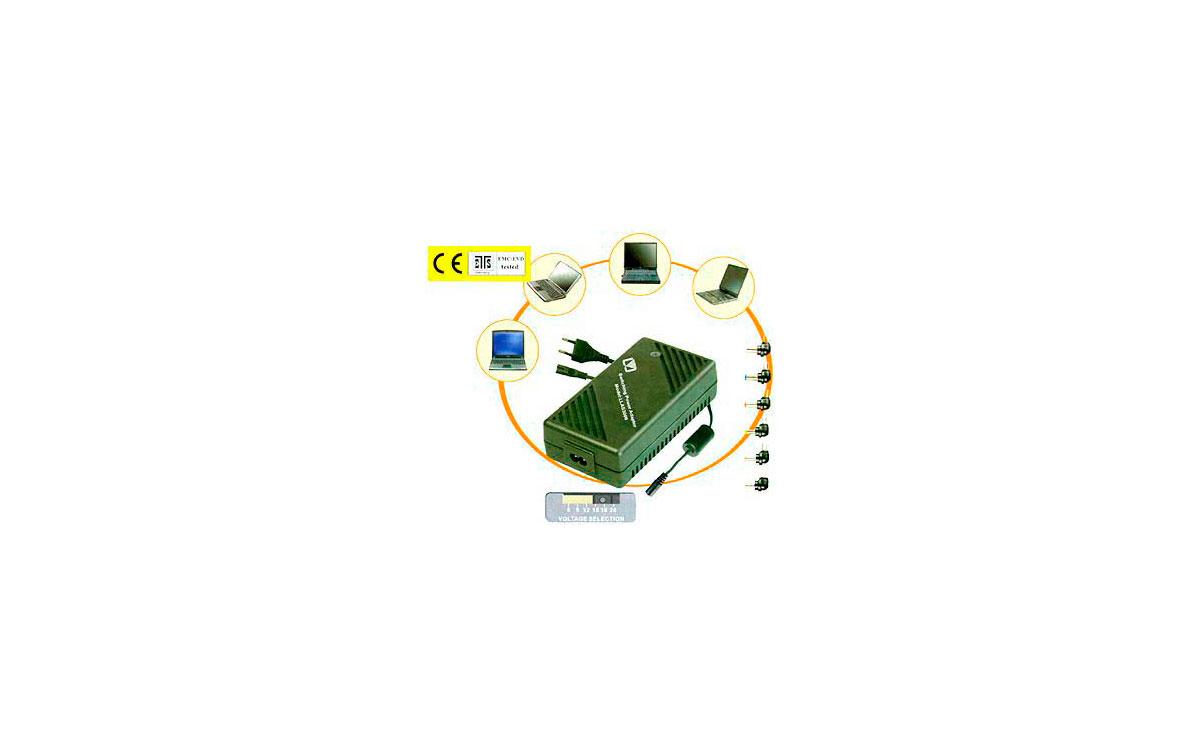 LLAS-3000 LAFAYETTE cargador de baterias universal 2 amp