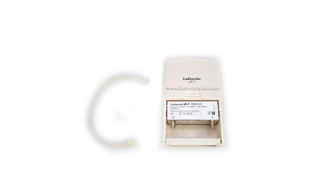 LT1FILTER LAFAYETTE Filtro LTE para rechazo señal 4G